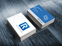 Relay Business card