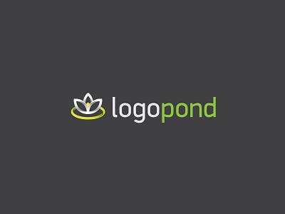 logopond pond logo yektapour hossein