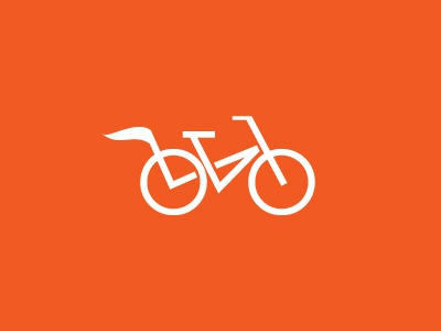 Logo Bicycle hossein yektapour 1ta logo bicycle