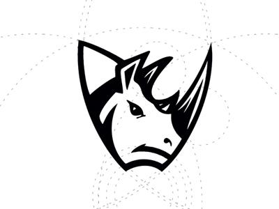 Rhino hossein yektapour 1ta logo rhino security