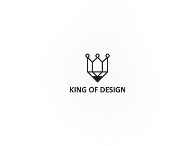 King Of Design hossein yektapour 1ta logo king design
