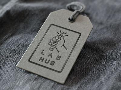 Labhub illustration visual logotype graphicdesign graphic design logo