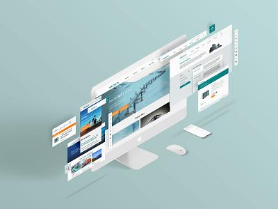 Website Revamp! guideline design system web design ux-ui ux digital branding transformaiton digital brand revamp