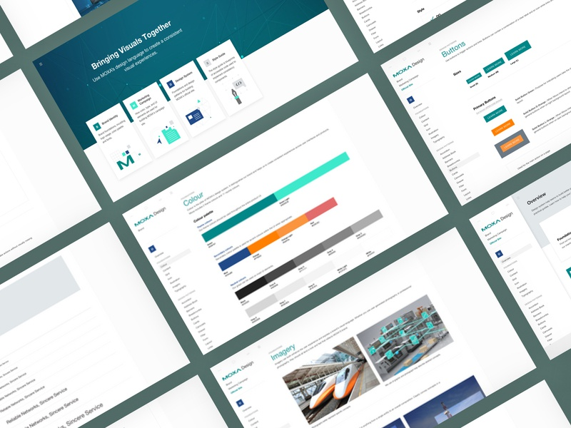 Design System Style Guide design systems style guides style guide design system atomic design uikit