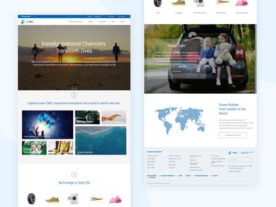 Tsrc Website Revamp