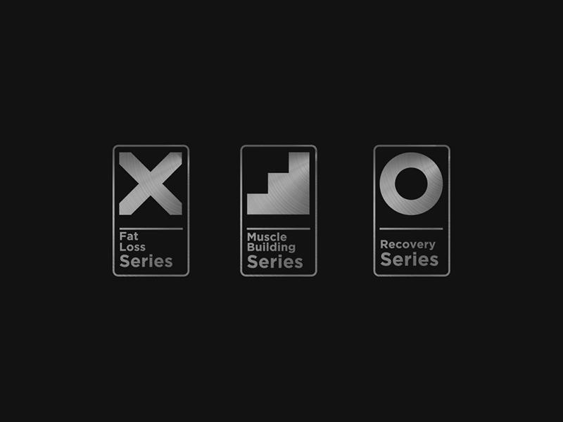 Bserk Sports Product Categories sports bserk packaging design logo portfolio web website digital branding ali adams