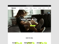 Bserk homepage full preview