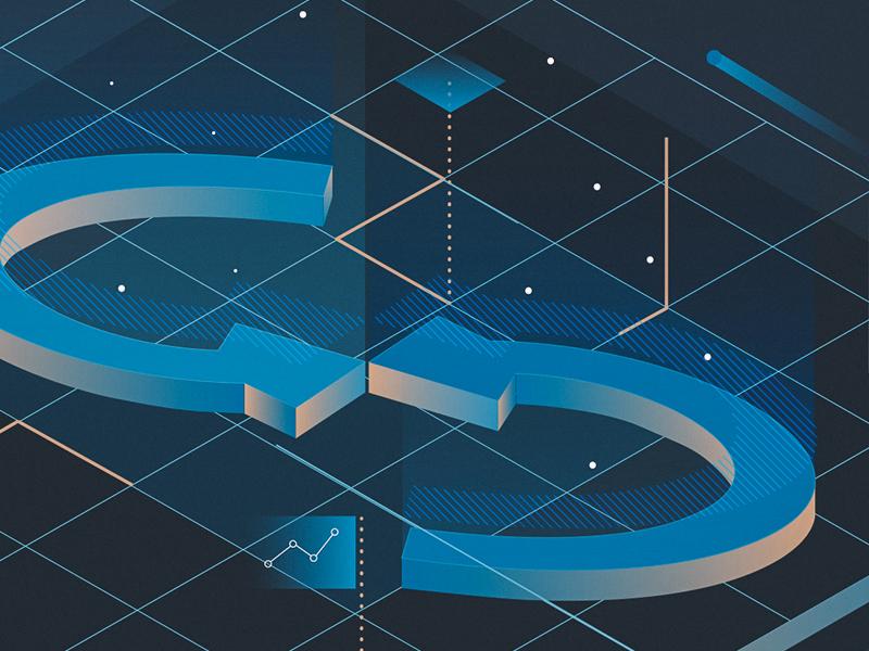 Analytics Icon illustration icon icon design ui data analytics business web website digital branding ali adams