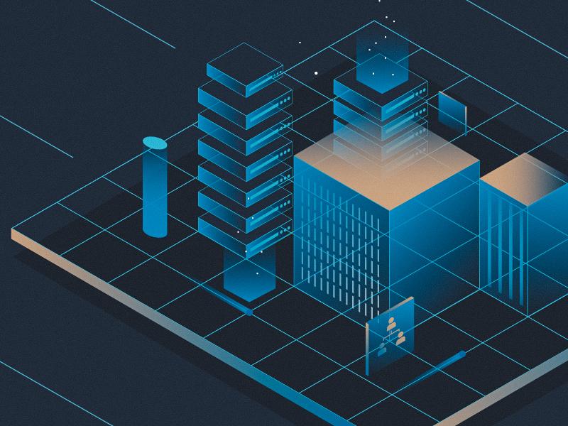 Mid Market Companies website web ui illustration icon design icon digital data business branding startup ali adams