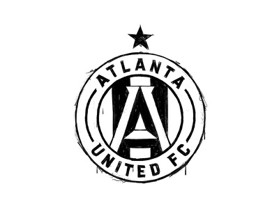 Atlanta United FC illustration branding georgia mls adams ali ali adams soccer logo football fc united atlien atlanta atl atlutd