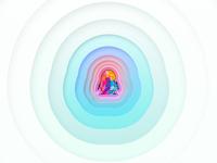 QQ Logo Rainbow