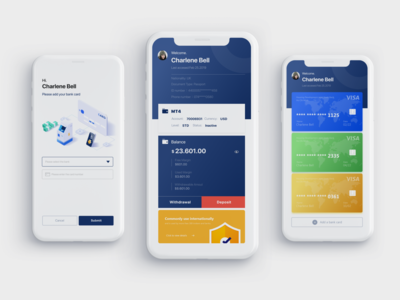 Financial Transactions-User Center