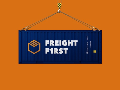 Freight First: Shipping Container