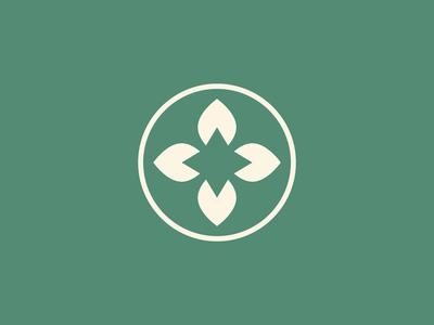 Jar brand identity eddesignme monogram logo design flower concept abstract logo