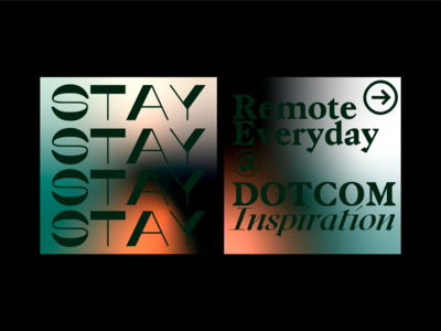 Stay safe. Remote everyday stay safe el salvador artwork letters tipography typeface eddesignme stayhome stay remote
