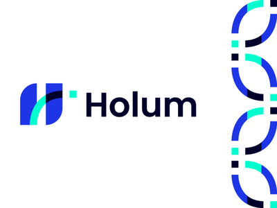 Holum art direction concept design user interface el salvador eddesignme startup logo driver app holum brand identity