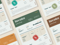 Invoice — Stationery