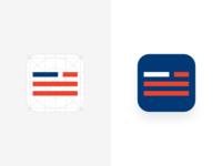 App Icon for Political Brand alternative