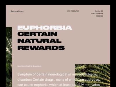 Case study  — EUPHORIA