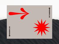 Exhibitor Card for Monogram ✹