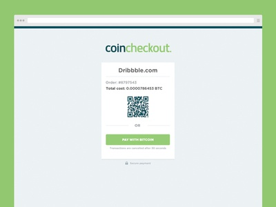 Coincheckout | Webdesign