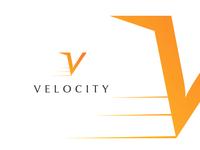 V velocity Logo
