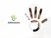 AllHandsOn Logo