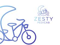 Zesty Pedicab Logo