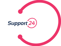 Support 24 Logo