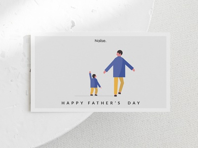 Father's Day  |  Greeting Card