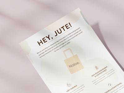 Jute Bag | Campaign