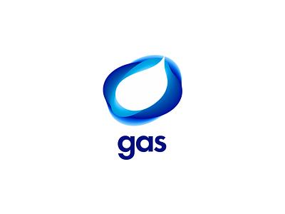 Logo gas service ux ui dribbble idea symbol tipography logomark logo brand design vector print icon mark identity design logotype branding