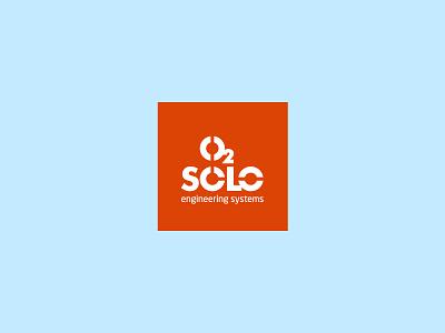 O2 SOLO symbol mark logosketch logoredesign logomark logodesign logo identitydesigner emblem mikhailov branding