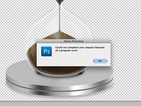 I love you too, Photoshop