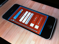 iPhone Credit Card App - Rejected
