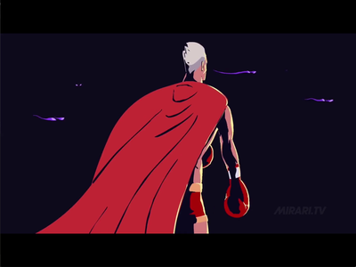 Rise of Heroes Opener - Mirari TV opener fighthing fighting animation retro 2d illustration 2d animation illustration video commercial short animation short film character animation animation illustration animation mirari tv