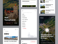 Visit Transylvania Mobile Tour App