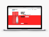 SodaStream Digital Shopping Experience