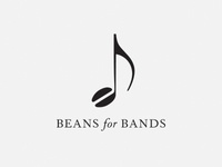 Beans For Bands Logo
