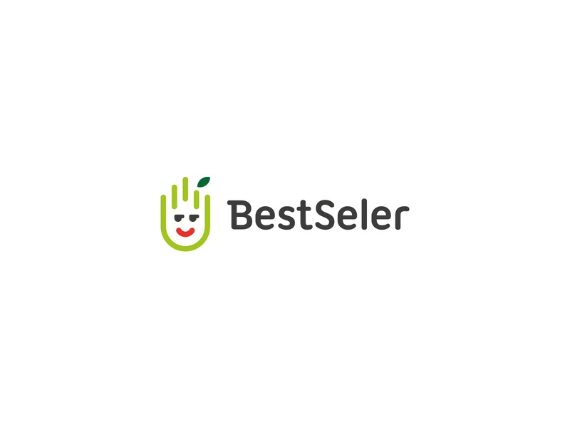 Bestseler funny vector cartoon clear creative logodesign simple minimal logo futureform