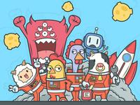 Cosmic Team