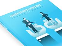 London Business Junction Directory Design - 2017