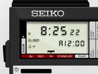 Seiko Voice Note Watch