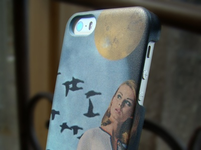 """""""Nocturnal"""" iPhone case"""