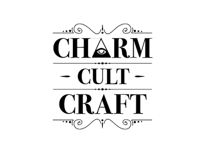 Charm Cult Craft Logo logo