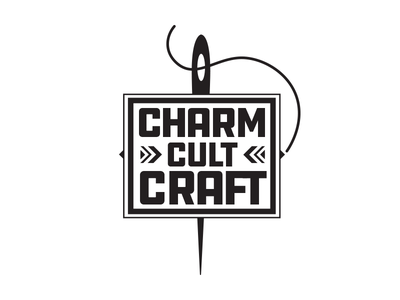 Charm Cult Craft Logo Alternate logo