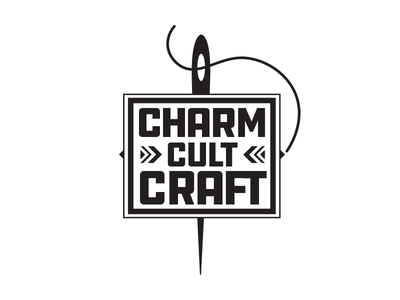 Charm Cult Craft Logo Alternate