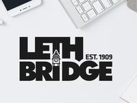 Lethbridge Clock Tower Logo