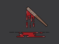 The Walking Dead Lucille
