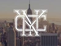 NYC Monogram